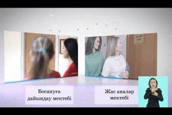Популяризация профильных школ здоровья(KZ)